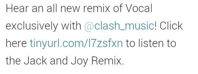 Pet Shop Boys talk about our 'Vocal Remix'
