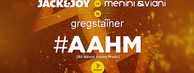 #AAHM [All About House Music] Out on Traxsource!