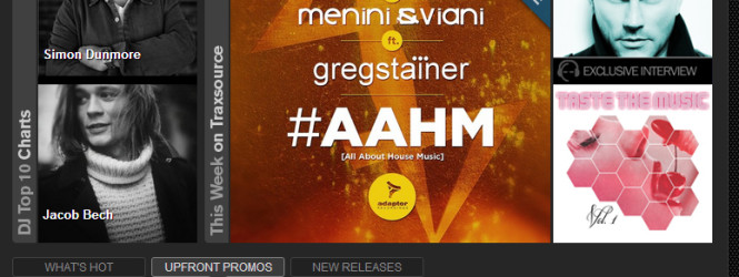 #AAHM Recommended Tune on Traxsource
