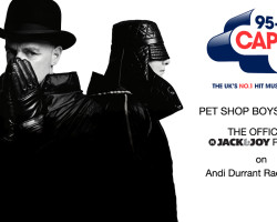 J&J Mix of Pet Shop Boys 'Vocal' on Capital FM
