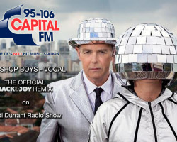 The Jack & Joy Rmx of Pet Shop Boys 'Vocal' on Capital FM