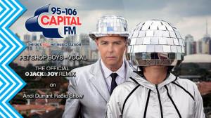 Pet Shop Boys - Vocal (Jack & Joy Mix) @ Capital FM