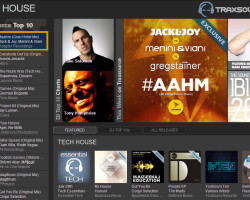 #AAHM Number 1 on Traxsource Tech House Chart!