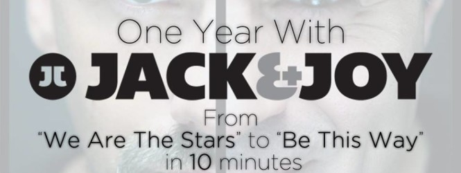 1 Year with Jack & Joy in 10 Mins