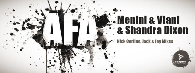 Menini & Viani & Shandra Dixon 'AFA' (JJ Teaser)