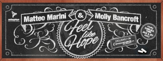 Matteo Marini & Molly Bancroft – Feel Like Hope [Jack & Joy Remix]