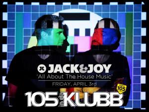 JJ @ IDK PROMO APRIL 3rd