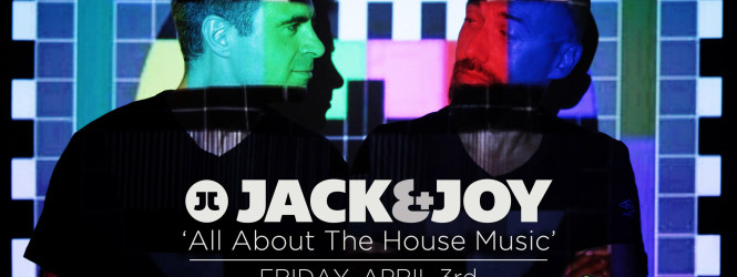 IT'S ALL ABOUT THE HOUSE MUSIC (APRIL 2015 EDITION)